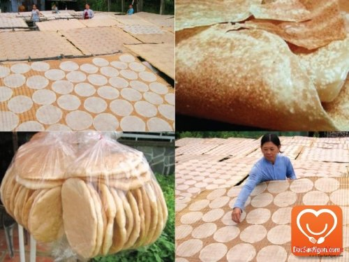 Bánh phồng Phú Mỹ
