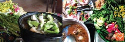 Lẩu mắm U Minh – Cà Mau