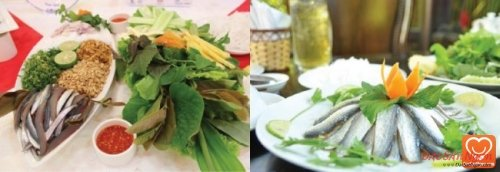 Gỏi cá Trích và rượu Sim ở Phú Quốc