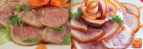 Thịt lợn muối