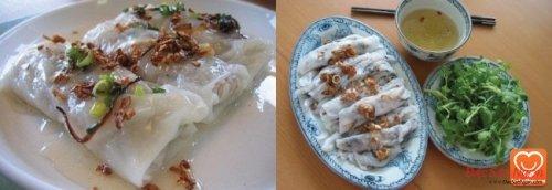 Bánh cuốn Tuyên Quang