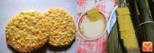 Bánh nẳng và bánh gạo Lập Thạch