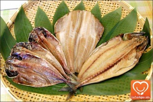 Cách chọn và chế biến cá khô đặc sản Phan Thiết
