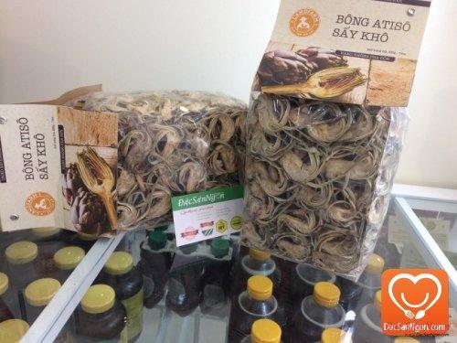 Phân phối sỉ và lẻ Hoa Atiso sấy khô L'ANGFARM